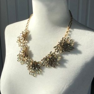 J. Crew Jewel Statement necklace